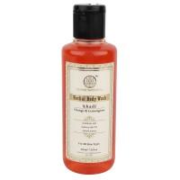 Khadi Natural Orange & Lemongrass Herbal Body Wash