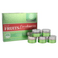 Khadi Natural Fruit Mini Facial Kit