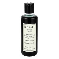 Khadi Natural Pure Amla Herbal Hair Oil