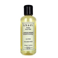 Khadi Natural Sandal & Turmeric Body Wash