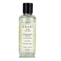 Khadi Natural Neem & Teatree Face Wash