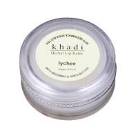 Khadi Natural Lychee Lip Balm
