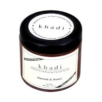 Khadi Natural Almond & Honey Gel Scrub
