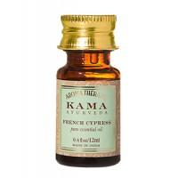 Kama Ayurveda French Cypress Essential Oil