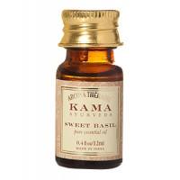 Kama Ayurveda Sweet Basil Essential Oil