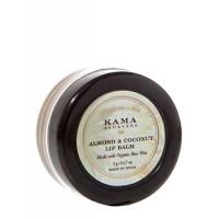 Kama Ayurveda Almond And Coconut Lip Balm
