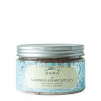 Kama Ayurveda Sandalwood And Mint Bath Salts