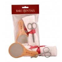 Bare Essentials Nasal Safety Scissor Kit