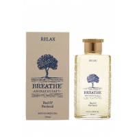 Breathe Aromatherapy Relax Skin And Bath Oil - 100ml