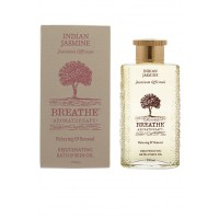 Breathe Aromatherapy Indian Jasmine Bath And Skin Oil