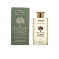 Breathe Aromatherapy Indonesian Patchouli Bath And Skin Oil