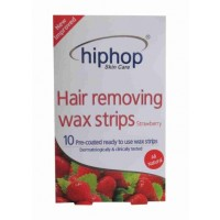 HipHop Strawberry Hair Removing Wax Strips