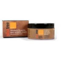 SoulTree Turmeric & Aamla Anti-Wrinkle Cream with Skin Firming Brahmi
