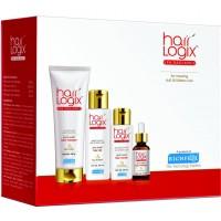 Richfeel Hair Logix Spa Radiance Kit (Set of 4)