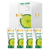 Richfeel Pedi Care Kit With Natural Lemon Extracts