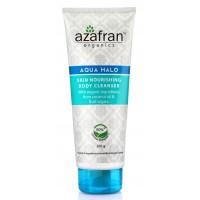 Azafran Organics Aqua Halo Skin Nourishing Body Cleanser