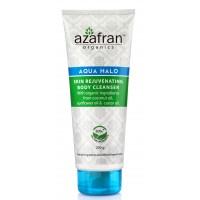Azafran Organics Aqua Halo Skin Rejuvenating Body Cleanser