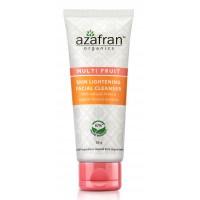 Azafran Organics Multi Fruit Skin Lightening Facial Cleanser