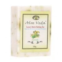 Aloe Veda Luxury Butter Bar - Peppermint,Tea Tree Oil, Lemon Grass & Rosemary