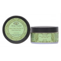 Aloe Veda Neem, Tulsi & Tea Tree Oil Facial Ubtan Pack (anti acne)