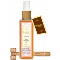 BodyHerbals Natural Rose Geranium Body Massage Oil