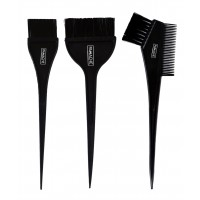 Panache Hair Coloring Brushes set of 3
