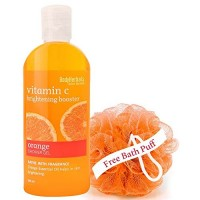 BodyHerbals Orange Shower Gel Bathe With Fragrance