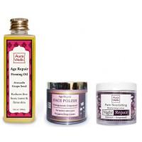 Auravedic Anti Aging Facial Kit