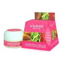 Vaadi Herbals Fairness Cream - Saffron, Aloe Vera & Turmeric Extracts