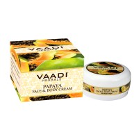 Vaadi Herbals Papaya Face & Body Cream