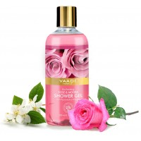 Vaadi Herbals Enchanting Rose & Mogra Shower Gel