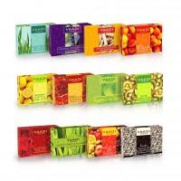 Vaadi Herbals Assorted Luxurious Handmade Herbal Soaps (Pack Of 12)