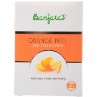 Banjara's Orange Peel Skin Care Powder
