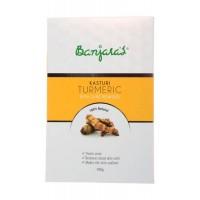 Banjara's Kasturi Turmeric Skin Care Powder