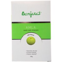 Banjara's Amla Hair Care Powder (5 Sachets Inside)