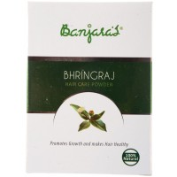 Banjara's Bhringraj Hair Care Powder (5 Sachets Inside)