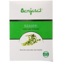 Banjara's Brahmi Hair Care Powder (5 Sachets Inside)