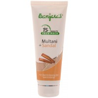 Banjara's 15 Minute Multani + Sandal Face Pack