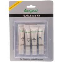 Banjara's Pearl Facial Kit (4 Tubes Inside)