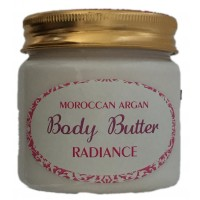 SeaSoul Moroccan Argan Body Butter Radiance