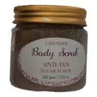 SeaSoul Lavender Sugar Body Scrub Anti-Tan