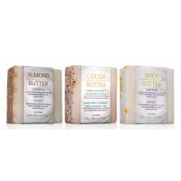 Nyassa Butter Soap Combo (Pack of 3)
