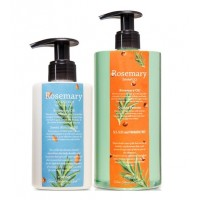 Nyassa Hair Care Rosemary Combo (Pack of 2)