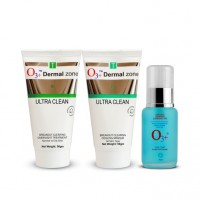 O3+ Breakout Pimple Clear Skin Kit