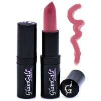 GlamGals Matte Finish Kissproof Lipstick - Cherrywood
