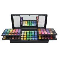GlamGals 180 Color Eyeshadow Palette