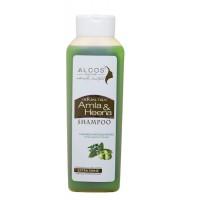 Alcos Herbal Tulsi, Amla & Heena Shampoo