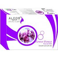 Alcos Flower Power Facial Kit