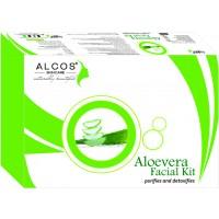 Alcos Aloevera Facial Kit