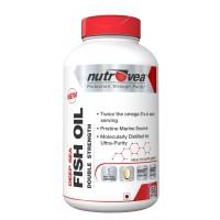 Nutrovea Deep Sea Fish Oil Double Strength (60 Softgels)